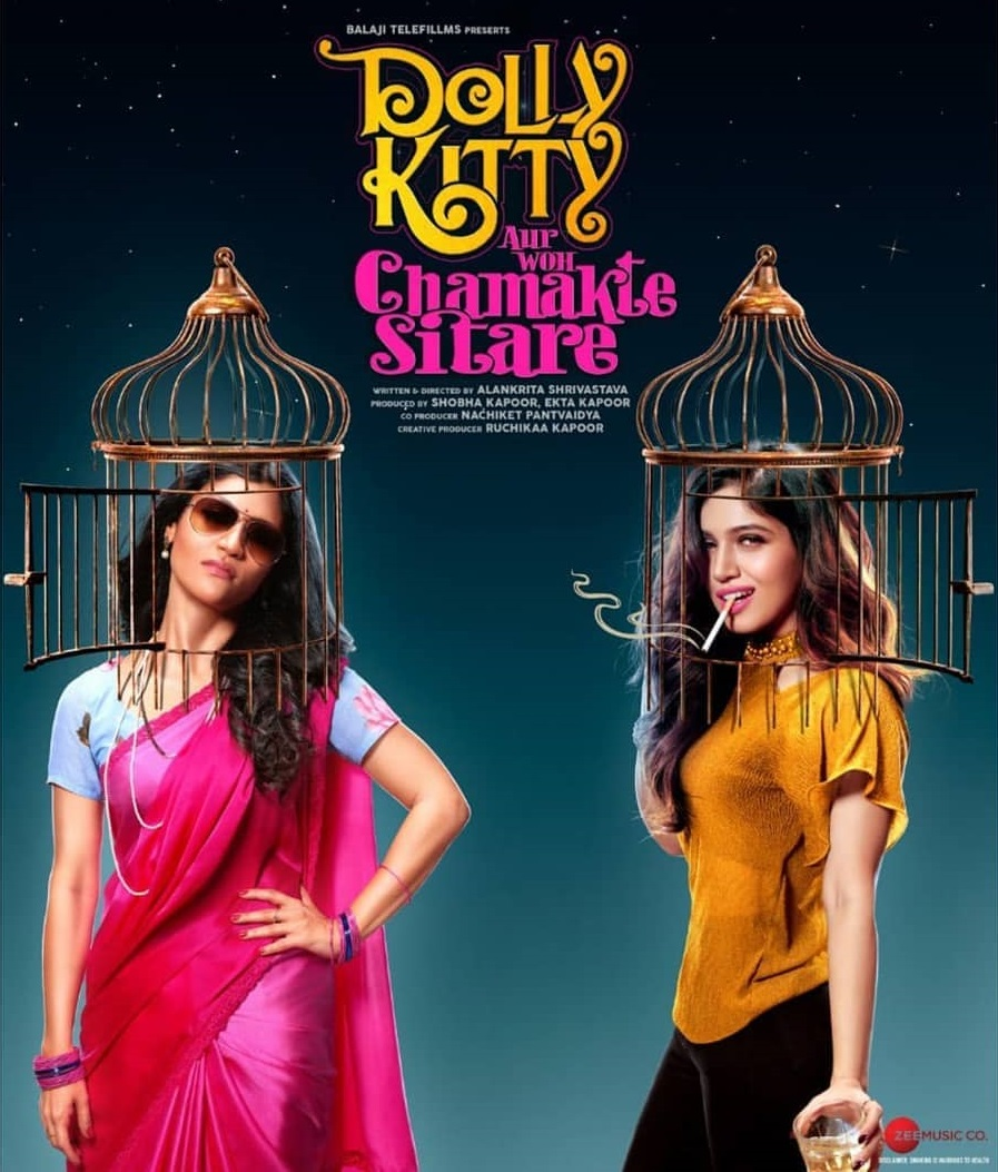 Dolly Kitty Aur Woh Chamakte Sitare Poster