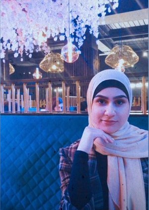 """Aya Hachem had just passed her second year law exams at Salford University, and had """"a dream"""" to study international law. (Courtesy: Twitter)"""