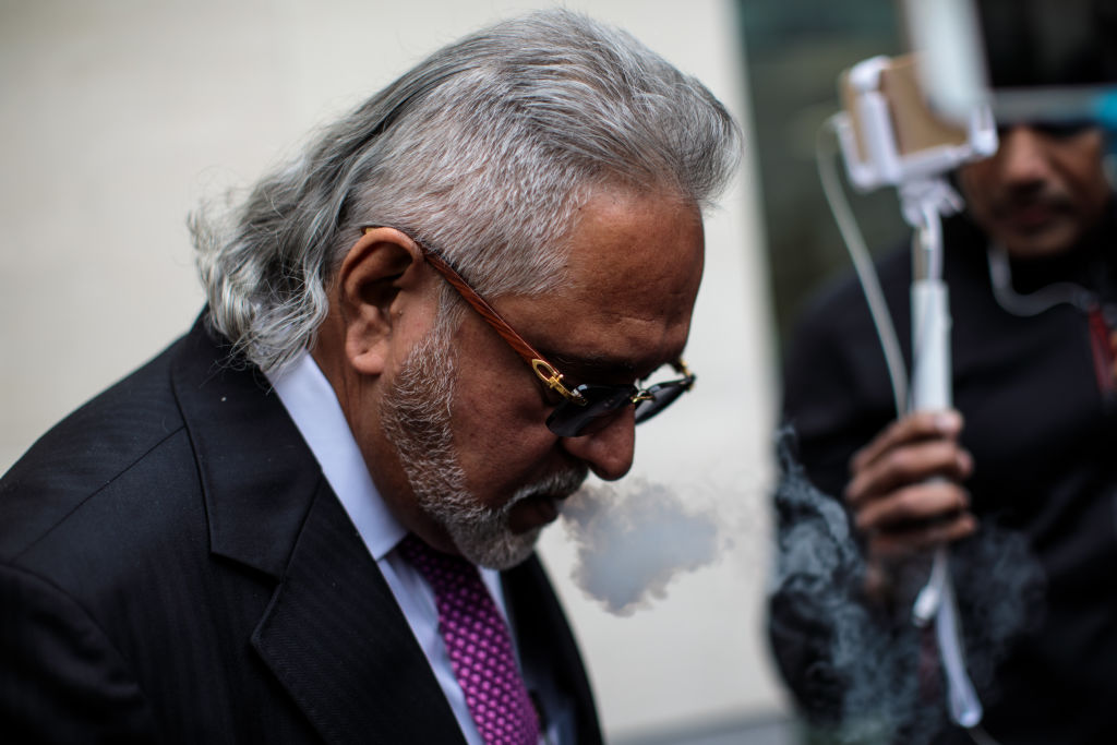 Vijay Mallya (Photo: Jack Taylor/Getty Images)