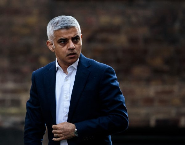 "London Mayor Sadiq Khan warned people to exercise caution as he was ""deeply concerned"" the government was ""rushing too fast to lift lockdown measures"".  (Photo: Jack Taylor/Getty Images)"
