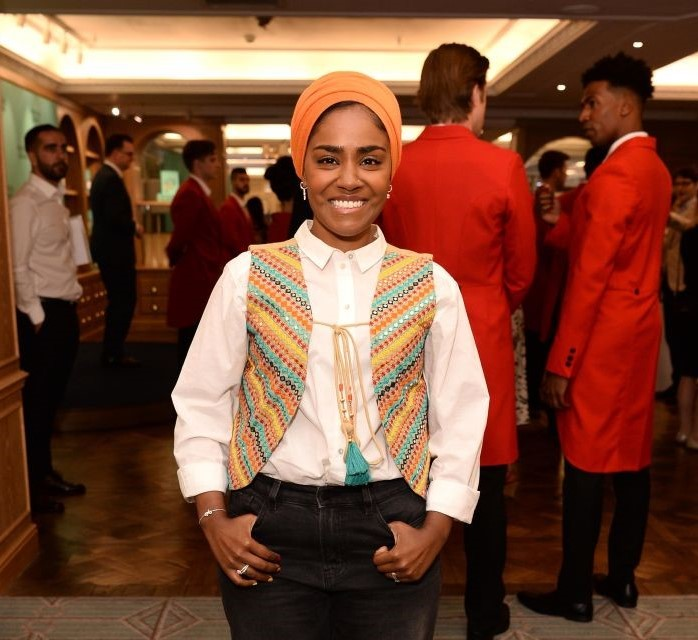 """As we enter the final days of Ramadan and begin the auspicious festival of Eid al-Fitr, now could not be a better time to put others first,"" said celebrity baker Nadiya Hussain. (Photo: Jeff Spice/Getty Images)"