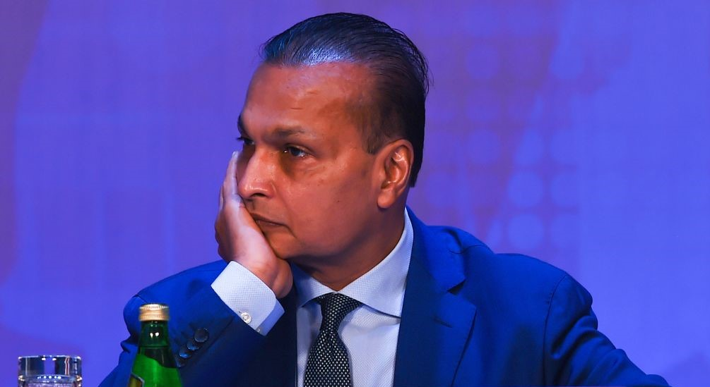 """""""Mr Anil Ambani has always been a simple man of simple tastes, contrary to exaggerated perceptions of his flamboyance and lavish lifestyle,"""" says a spokesperson for the businessman. (Photo: INDRANIL MUKHERJEE/AFP via Getty Images)"""