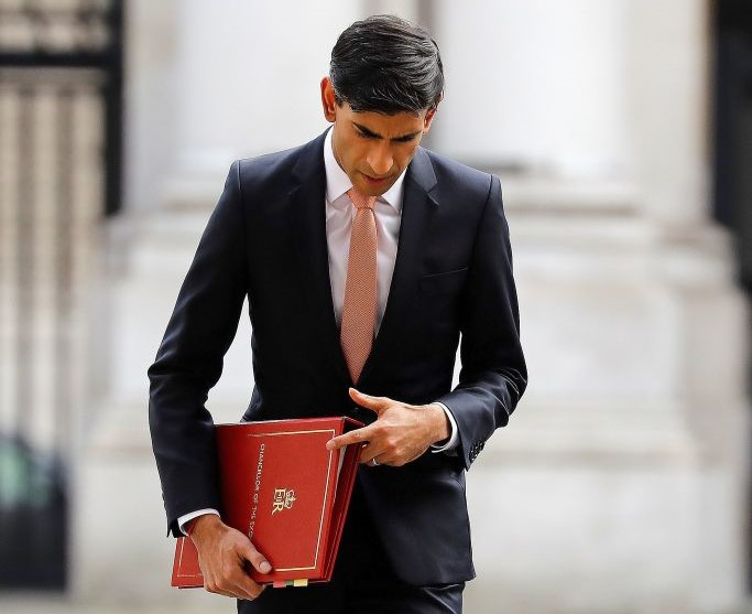 The surge would have been even sharper without Chancellor Rishi Sunak's job-retention programme to pay 80 per cent of the wages of workers put on temporary leave by their employers, who do not count towards the unemployment total.