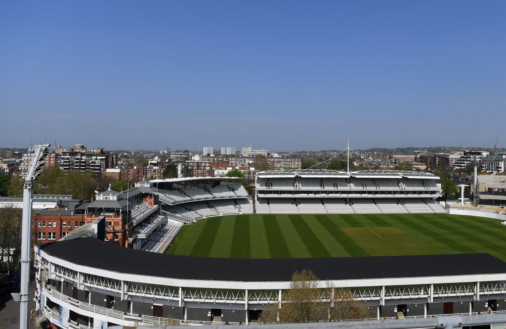 A general view of Lord's Cricket Ground (Photo: Alex Davidson/Getty Images)