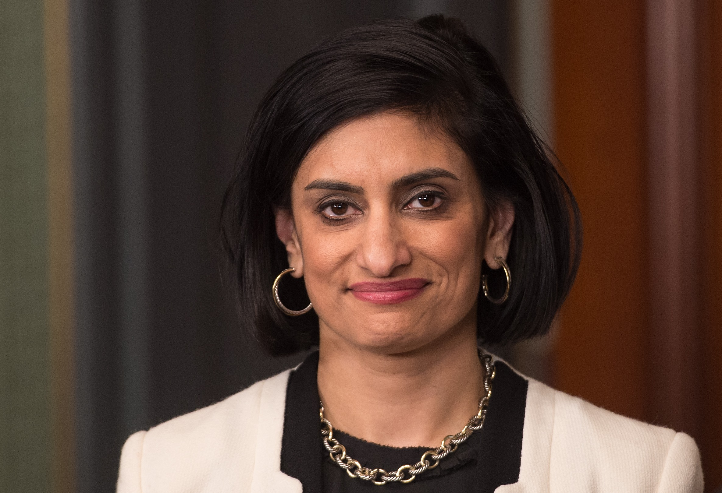 Seema Verma (NICHOLAS KAMM/AFP via Getty Images)