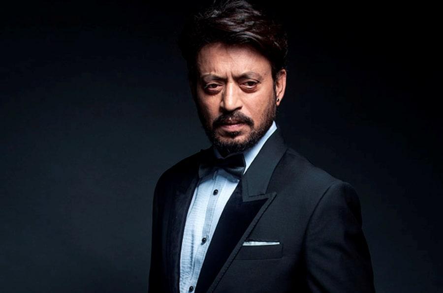 Late actor Irrfan Khan
