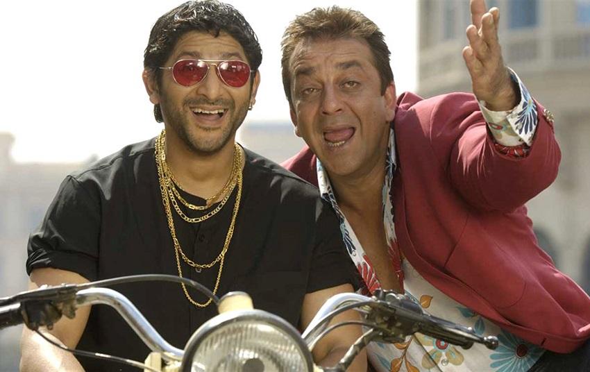 Sanjay Dutt & Arshad Warsi