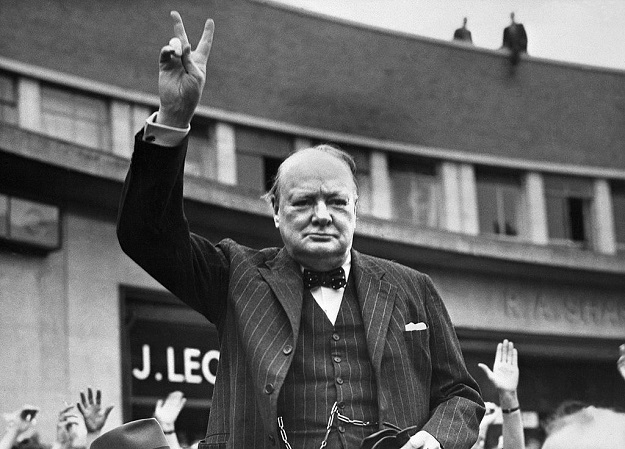 Winston Churchill (Photo: OFF/AFP via Getty Images).