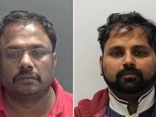 [Jailed: Chandrasekar Nallayan and Vijaya Kumar Krishnasamy]