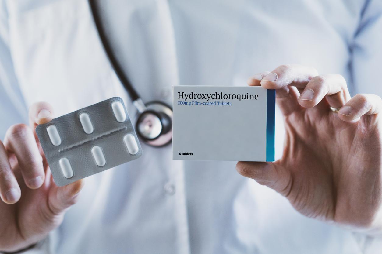 Hydroxychloroquine drug (iStock)