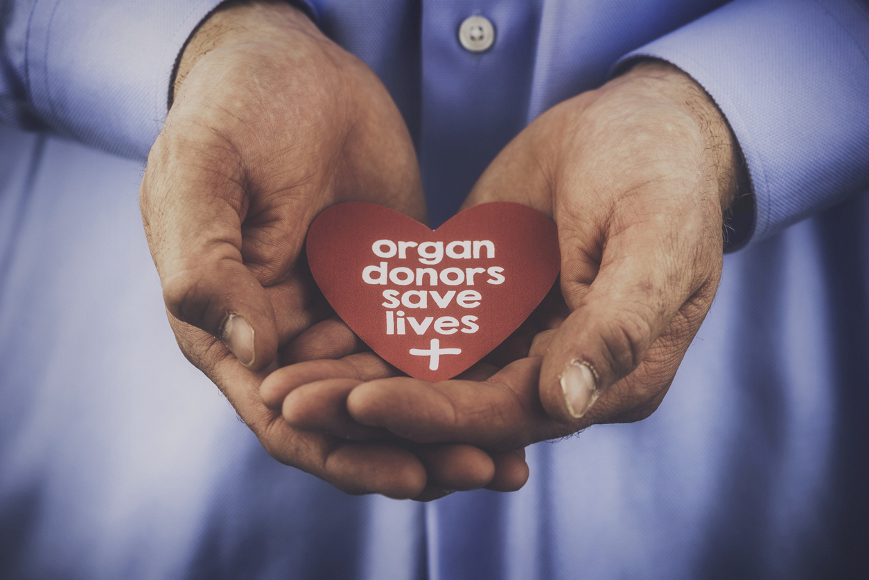 How to opt-out of being an organ donor