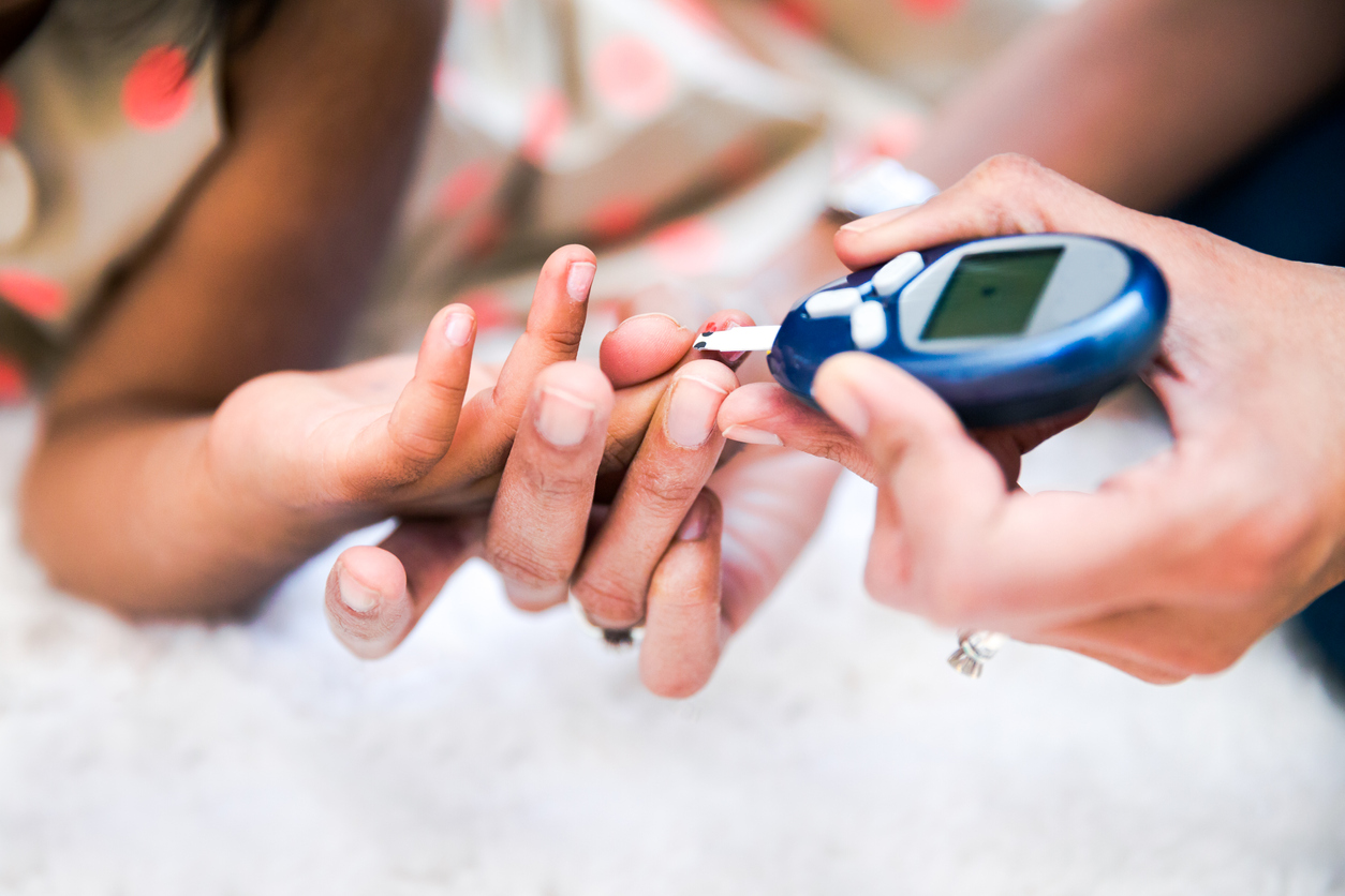 """It is thought that the risk to people with diabetes and the virus is in line with the extra risk seen in other infectious conditions such as pneumonia,"" said an NHS report. (iStock)"