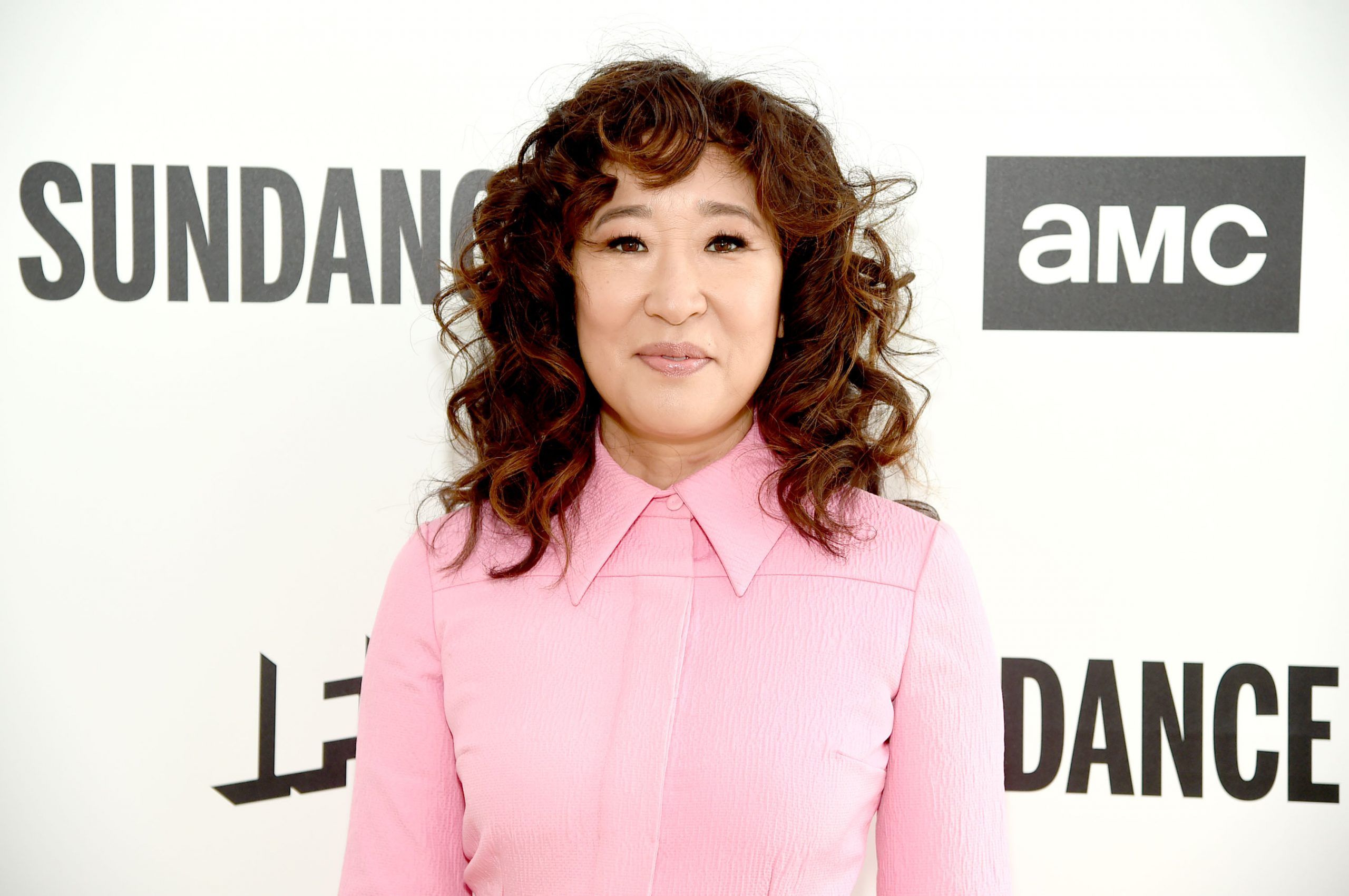 Sandra Oh  (Photo by Jamie McCarthy/Getty Images for AMC)