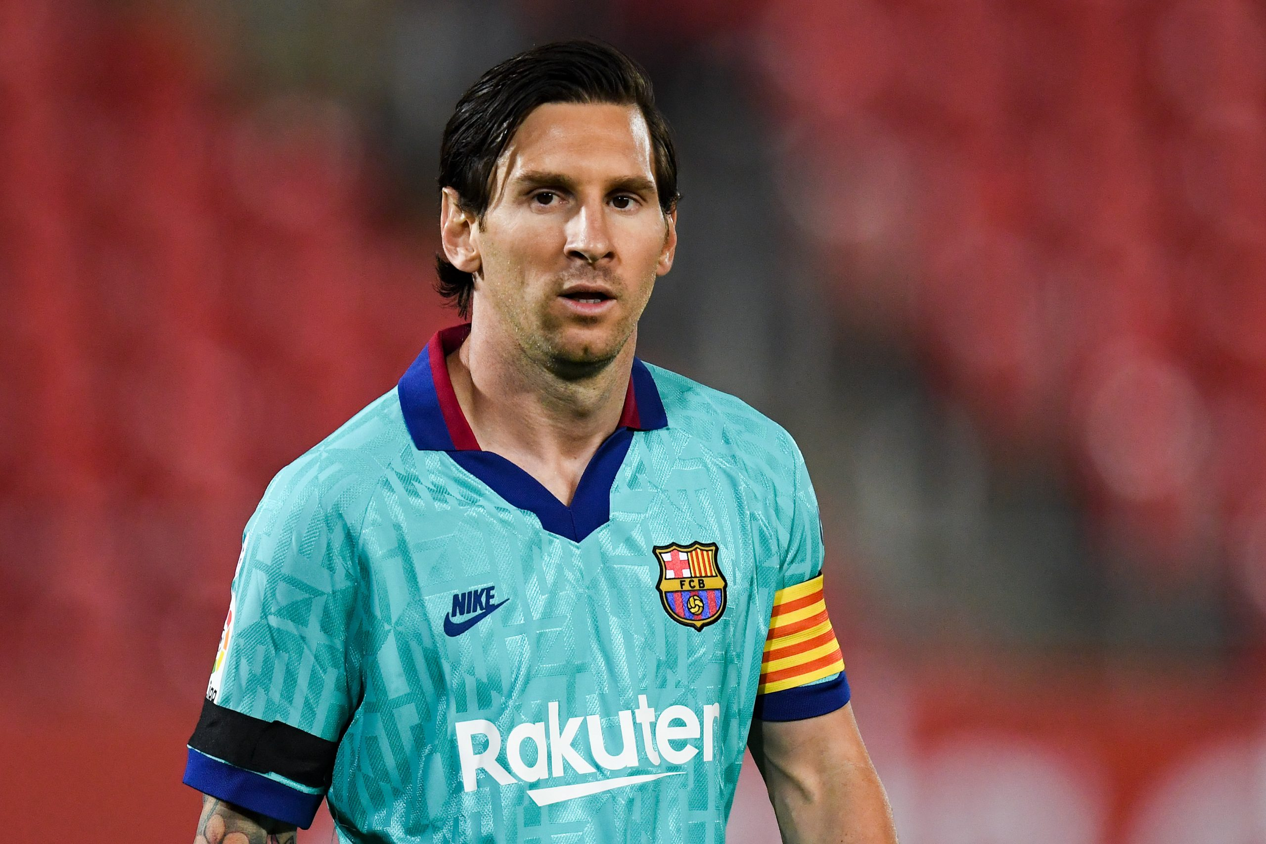 Lionel Messi  (Photo by David Ramos/Getty Images)