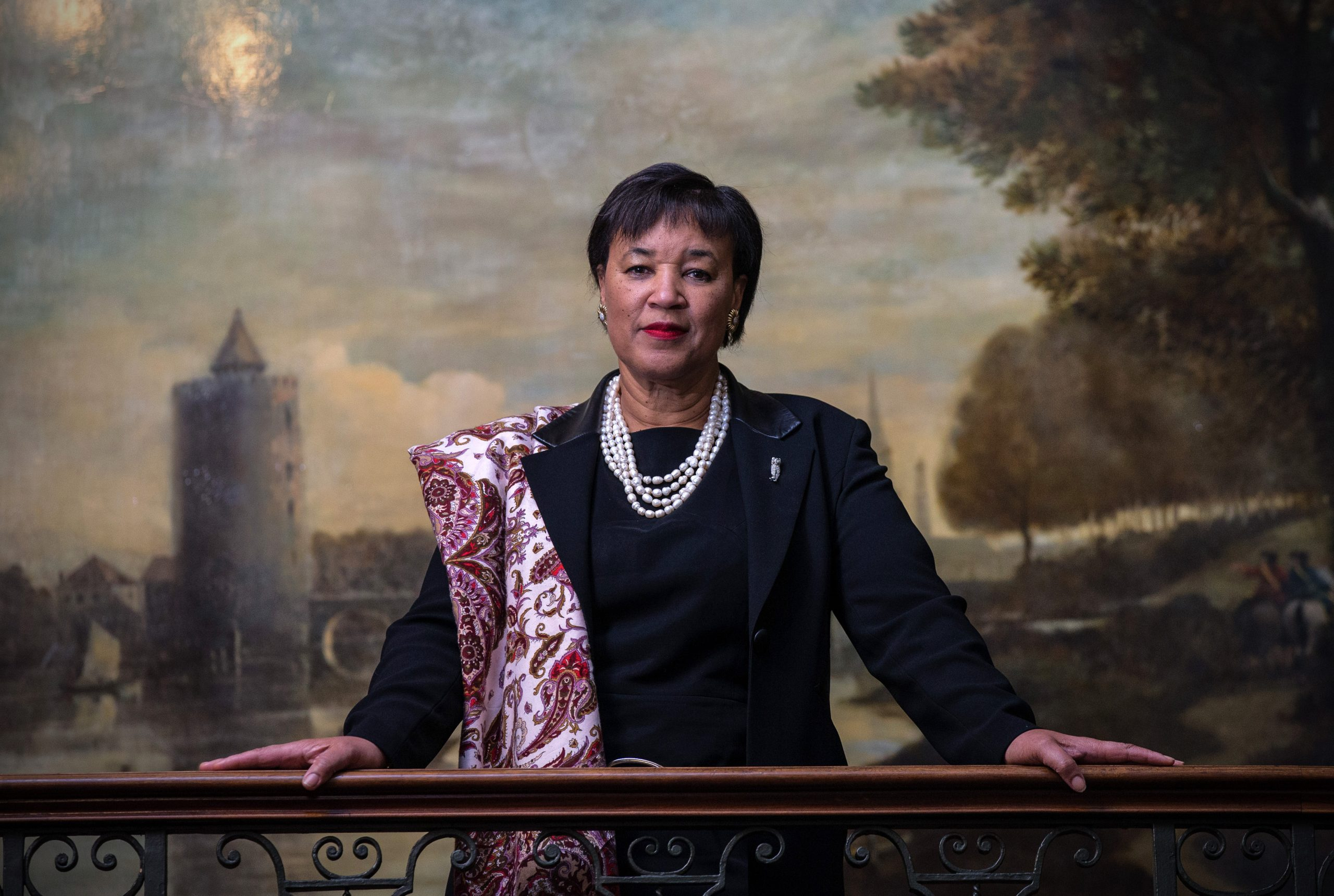 Baroness Scotland of Astha (Photo by Carl Court/Getty Images)