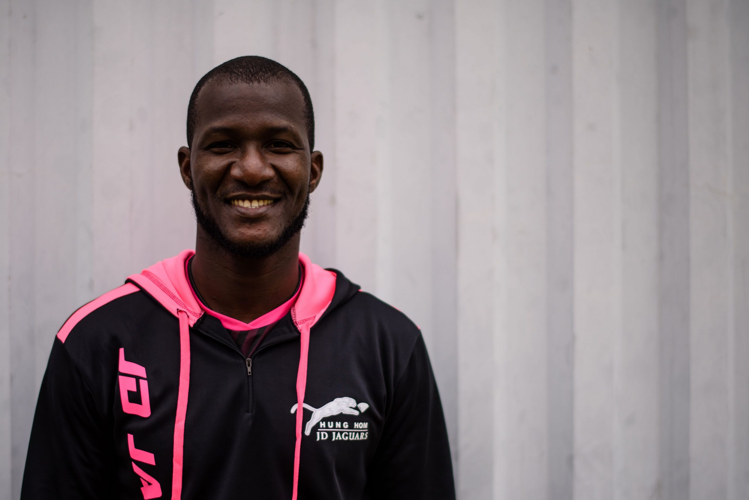 West Indies cricketer Darren Sammy (Photo ANTHONY WALLACE/AFP via Getty Images)
