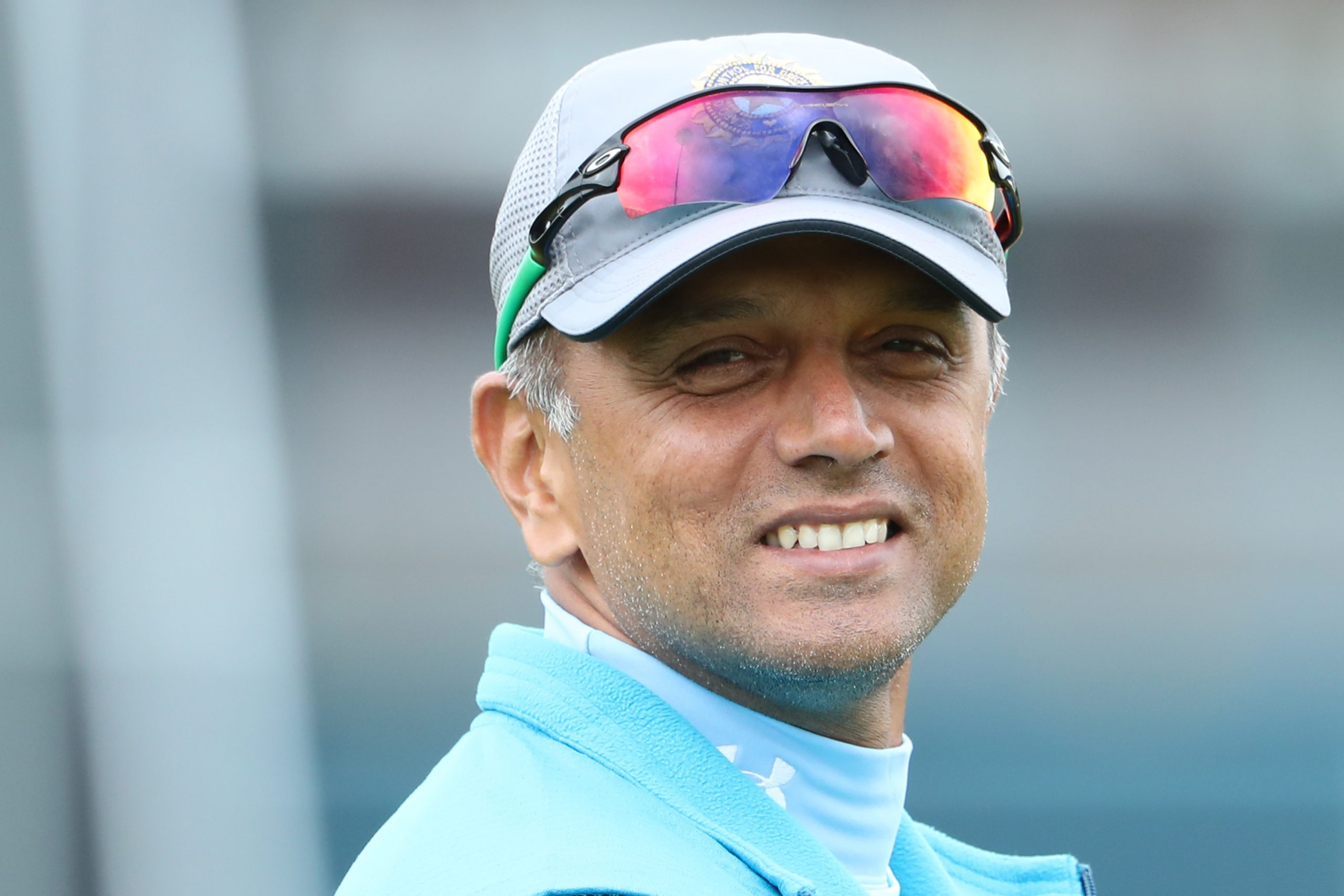 Rahul Dravid (Photo by Ashley Allen/Getty Images)