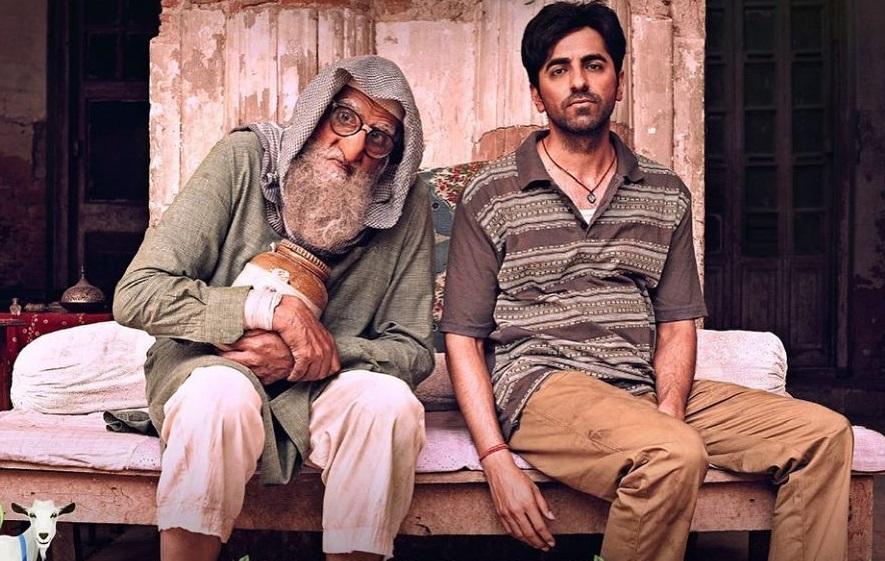 CHAMELEON: Amitabh Bachchan and Ayushmann Khurana in Gulabo Sitabo