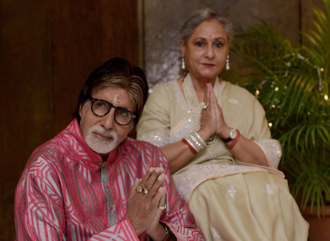 Amitabh Bachchan Shares His Wedding Story to Mark Anniversary with Jaya Bachchan