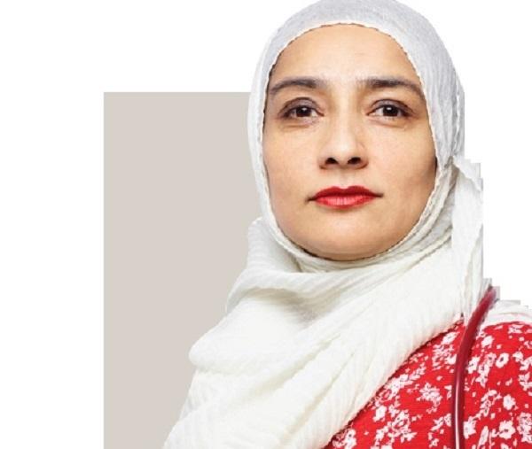 Dr Farzana Hussain.