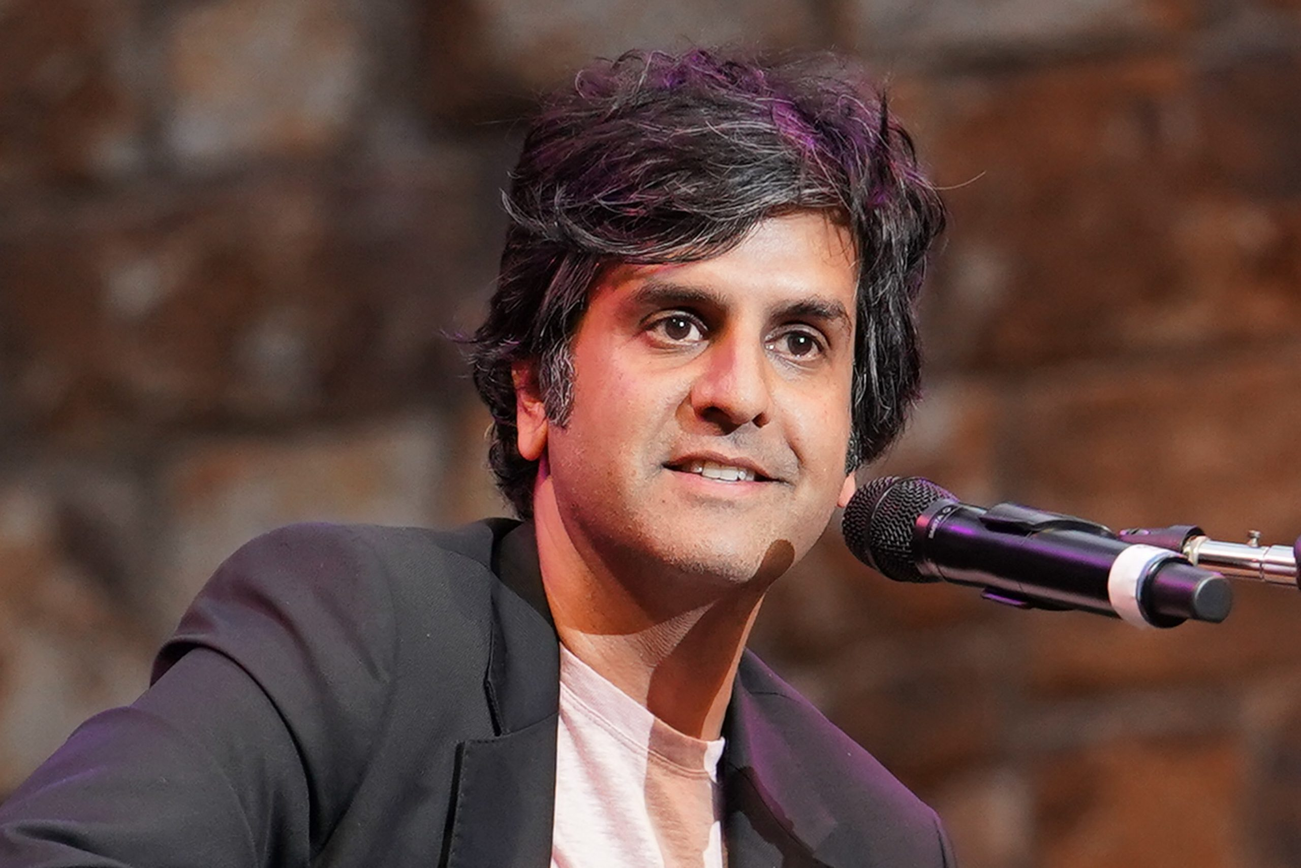 """Siddhartha Khosla performs at 20th Century Fox Television and NBC Present """"This Is Us"""" FYC Event at John Anson Ford Amphitheatre on June 06, 2019 in Hollywood, California. (Photo by Rachel Luna/Getty Images)"""
