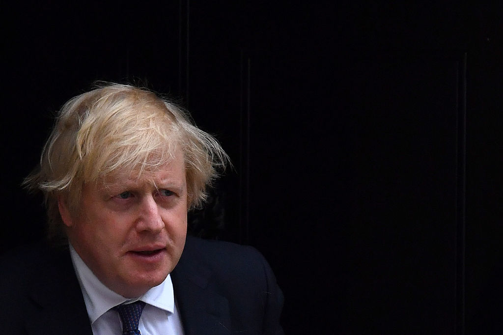 "Mark Adams, chief executive of the charity Community Integrated Care, said he was ""unbelievably disappointed"" by Johnson's comments, slamming them as clumsy and cowardly, adding they represented a dystopian rewriting of history. (Photo: BEN STANSALL/AFP via Getty Images)"