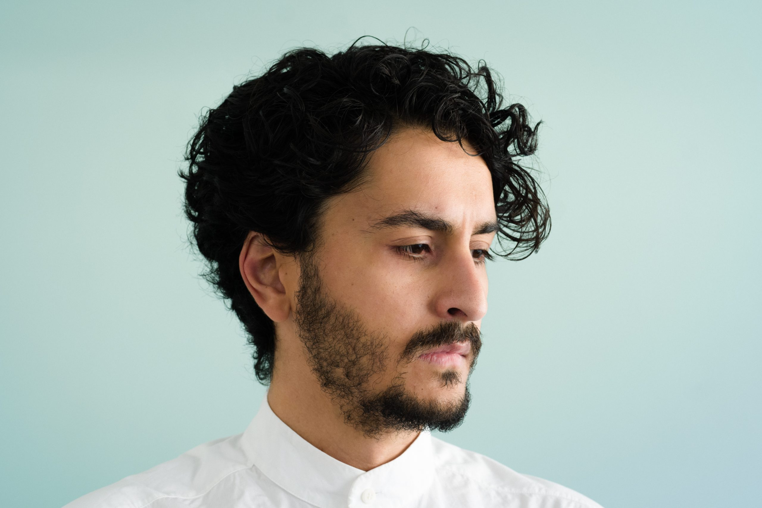 Imran Perretta (pictured) was one of 10 creatives who received the one-off bursary in place of the 2020 Turner Prize, which was cancelled due to the Covid-19 crisis (Credit: R Hylton)