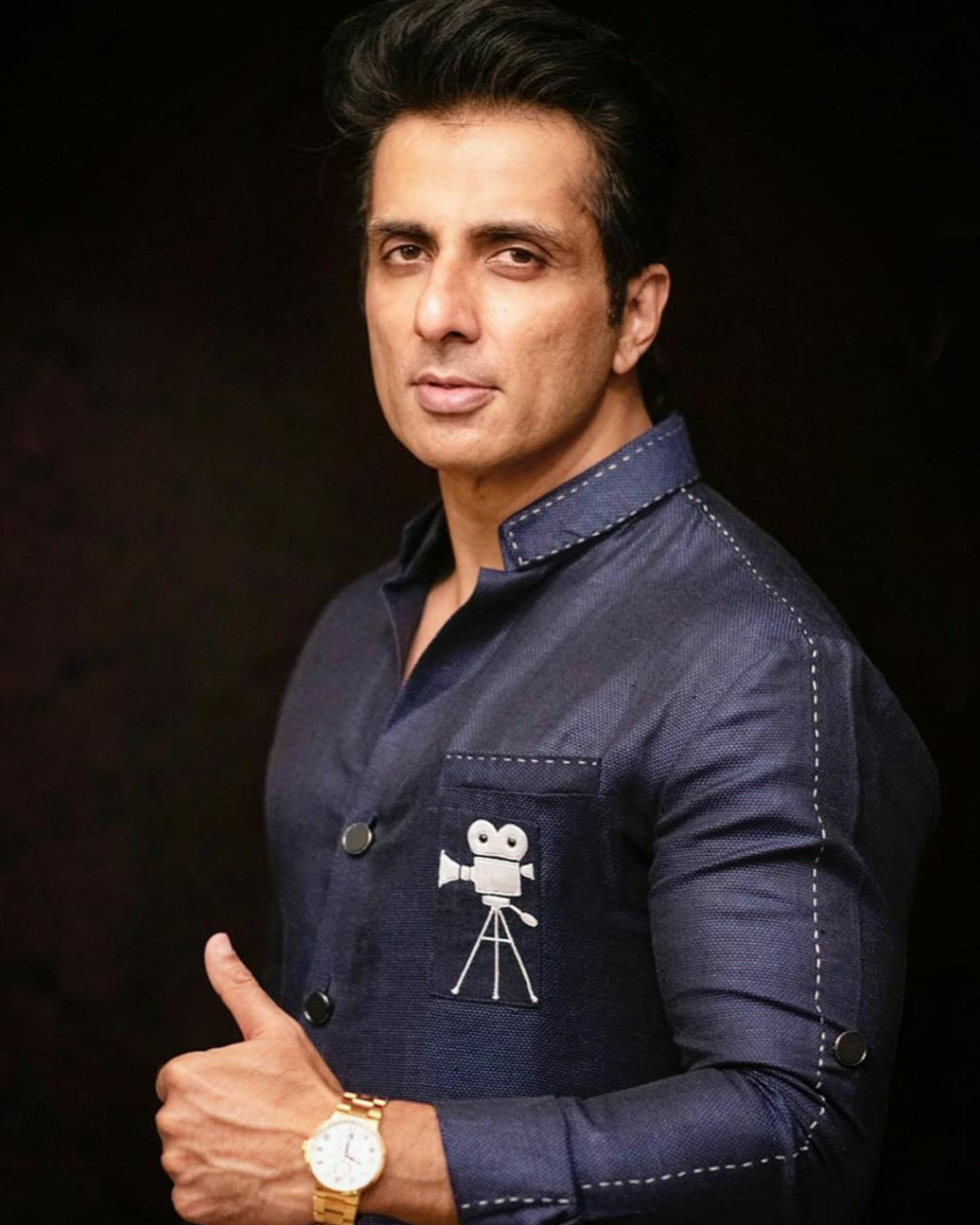 MAKING A DIFFERENCE: Sonu Sood