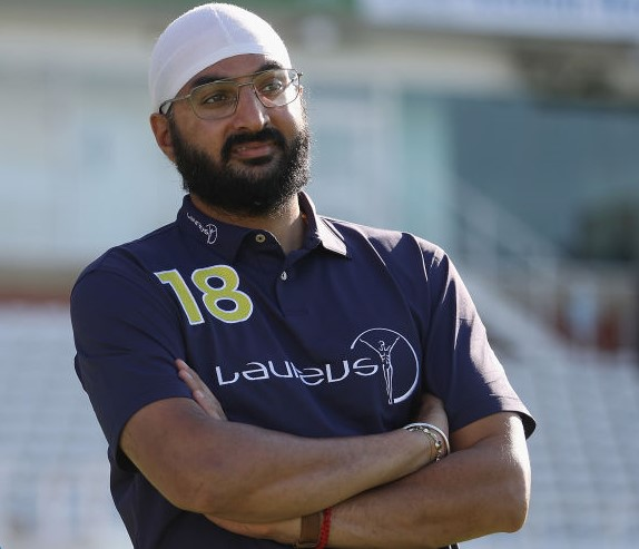 """""""Subconsciously we are so prejudiced against the black community that we don't realise it, we don't accept it. We need to get it out of our system."""" says Monty Panesar.  (Photo: Christopher Lee/Getty Images for Laureus)"""