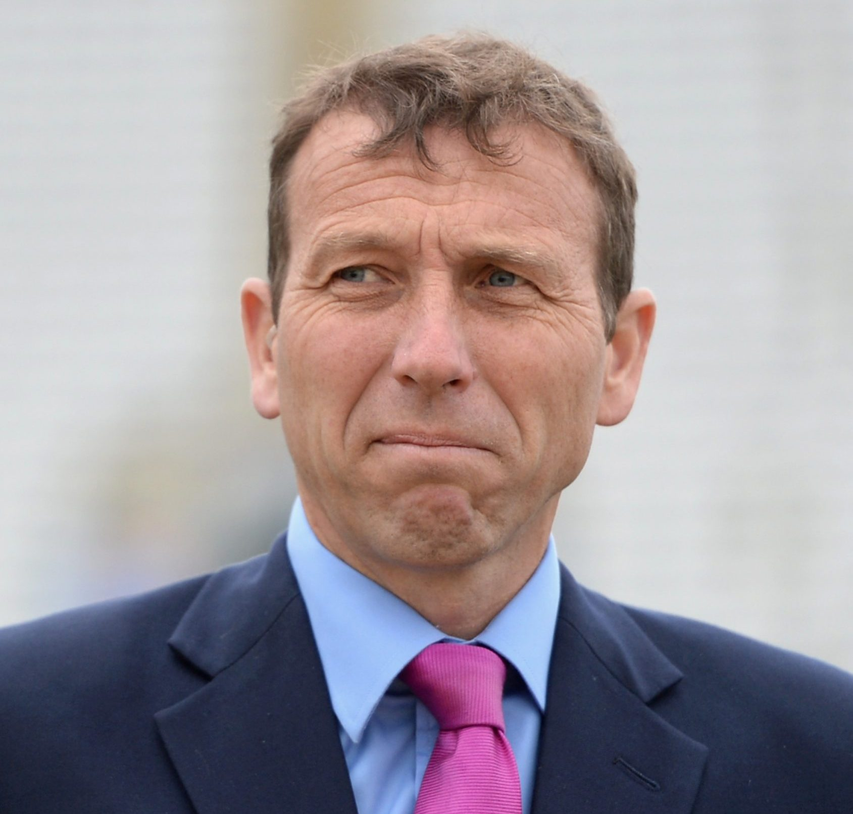Michael Atherton (Photo by Gareth Copley/Getty Images)