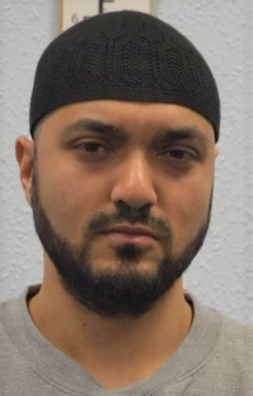 Mohiussunnath Chowdhury was found guilty in February of planning to target popular attractions, including the annual gay Pride march last year using a gun, knife and van. (Courtesy: Met Police)