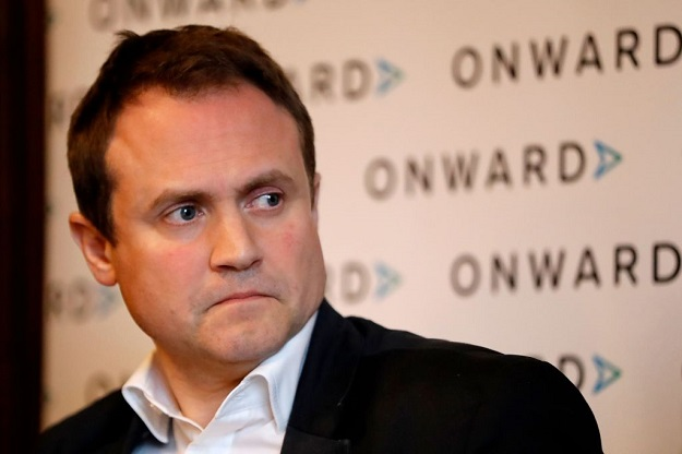 MP Tom Tugendhat (Photo: TOLGA AKMEN/AFP via Getty Images).