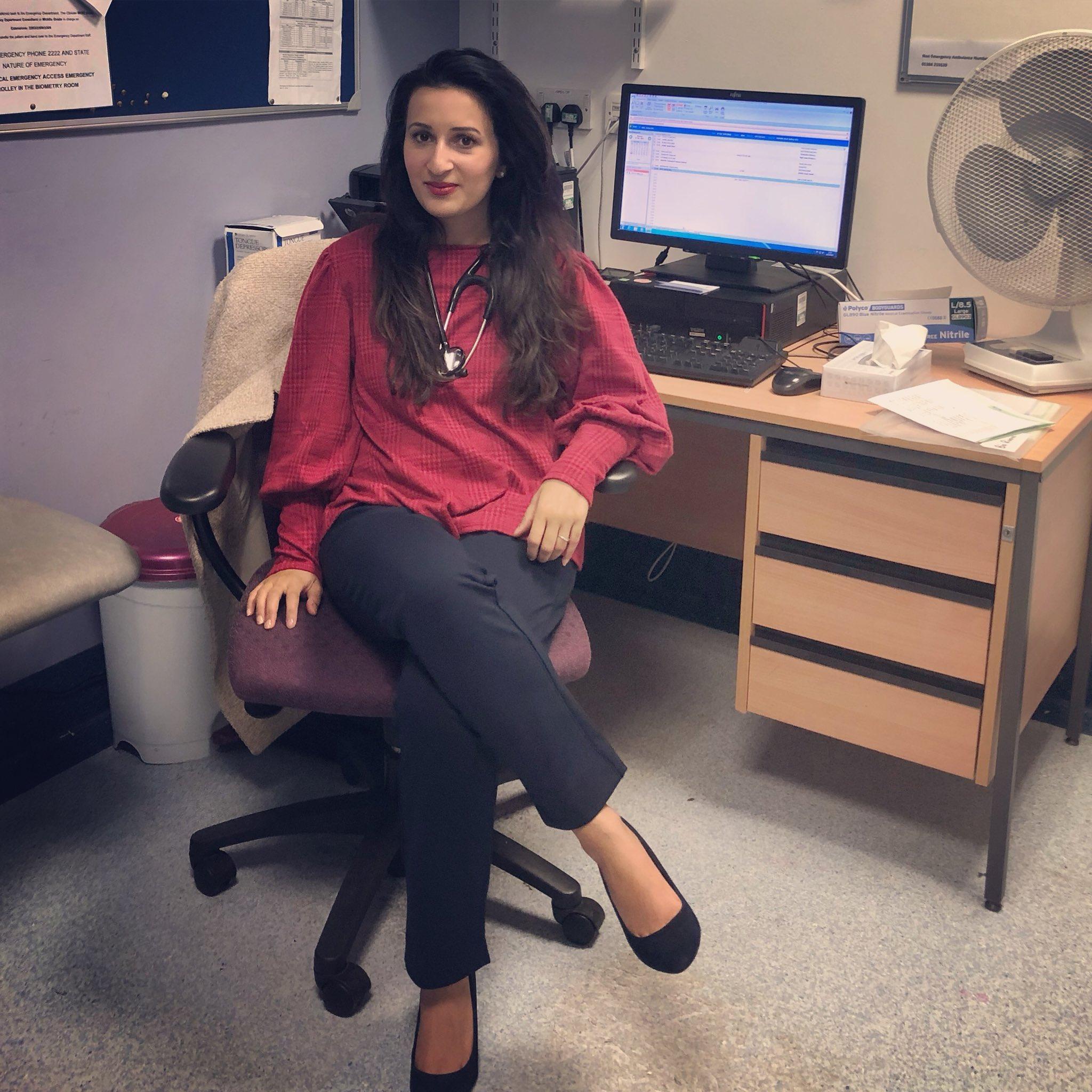 Dr Samara Afzal