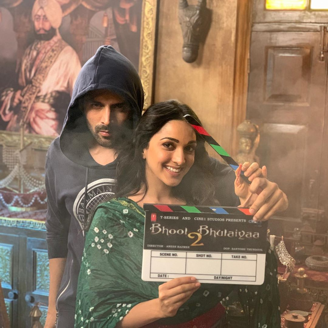 Kartik Aaryan & Kiara Advani