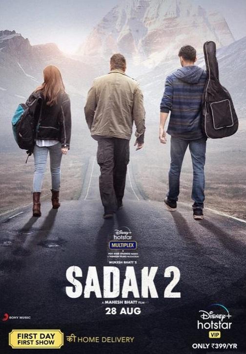 Sadak 2 Poster