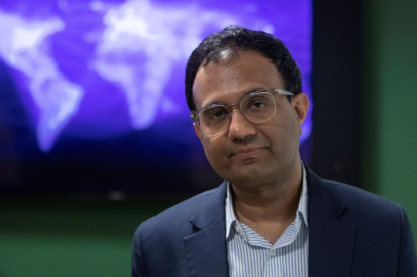 FILE PHOTO: Ajit Mohan, Vice President and Managing Director, Facebook India. REUTERS/Danish Siddiqui/File Photo