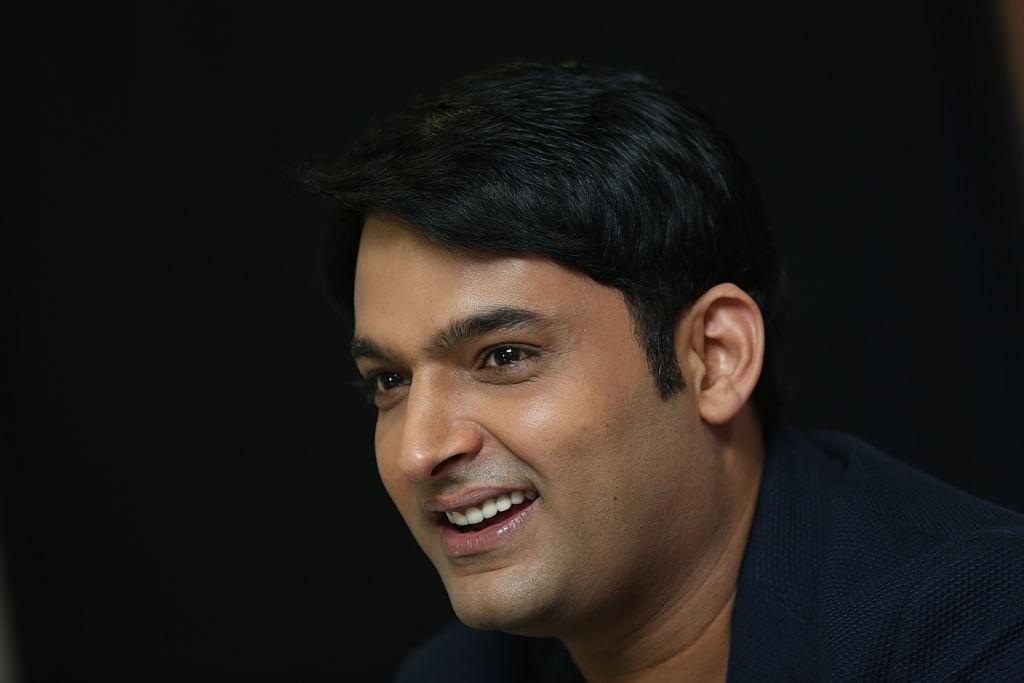 Stand-up comedian Kapil Sharma
