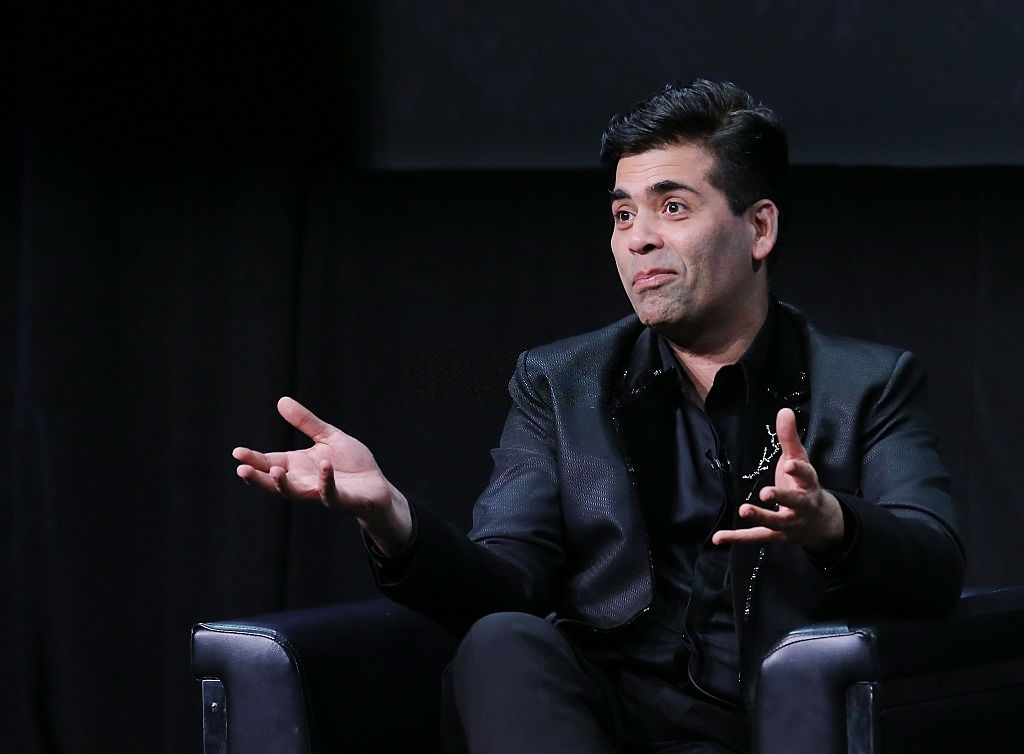Karan Johar (Photo by J. Countess/Getty Images)