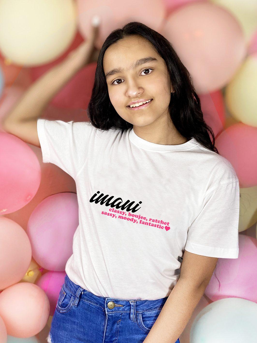 DARE TO DREAM: Iman Mirza
