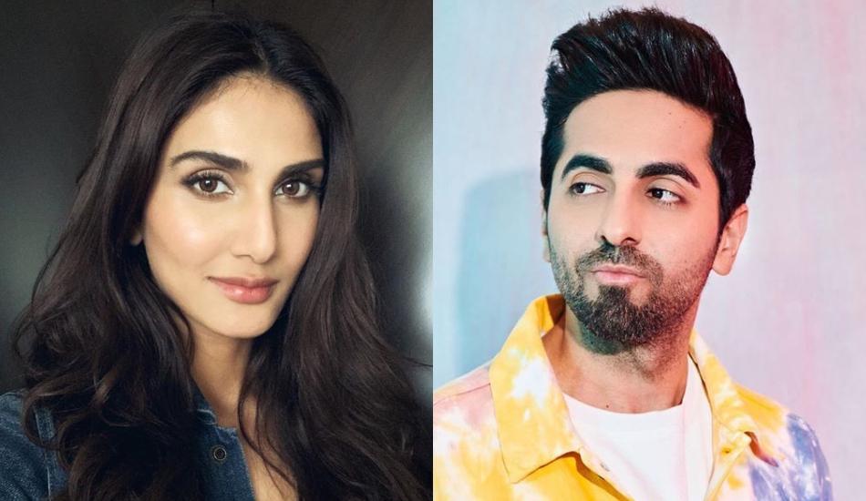 Instagram: Vaani Kapoor, Ayushmann Khurrana