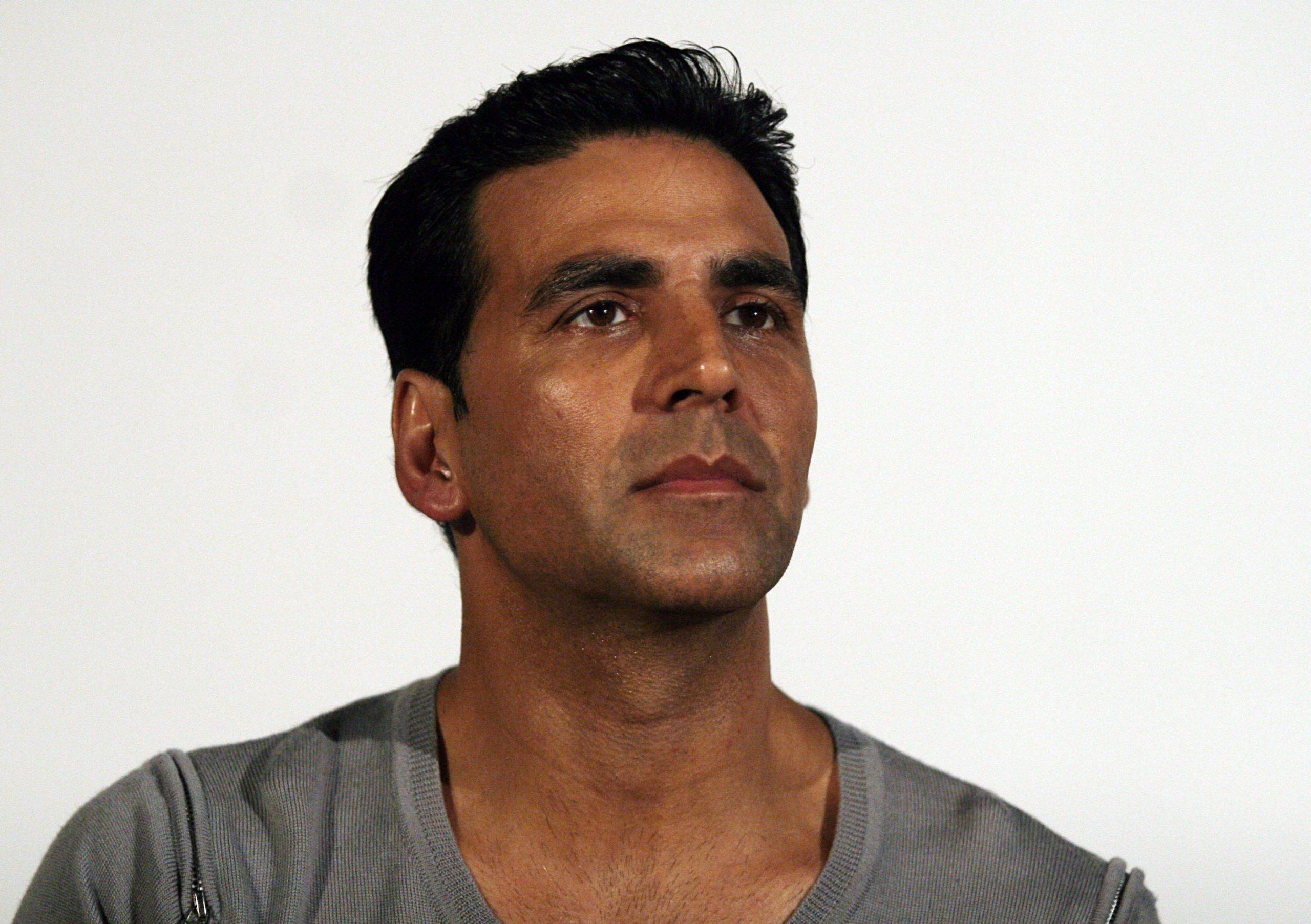 Akshay Kumar (STRDEL/AFP via Getty Images)