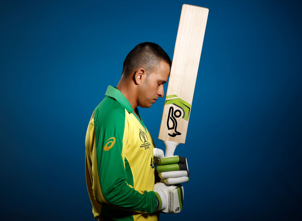 "Usman Khawaja said he faced ""both overt and casual"" racism in his career. ""But I had the confidence to speak up when something didn't feel right, and I know not everyone does."" (Photo: Ryan Pierse/Getty Images)"