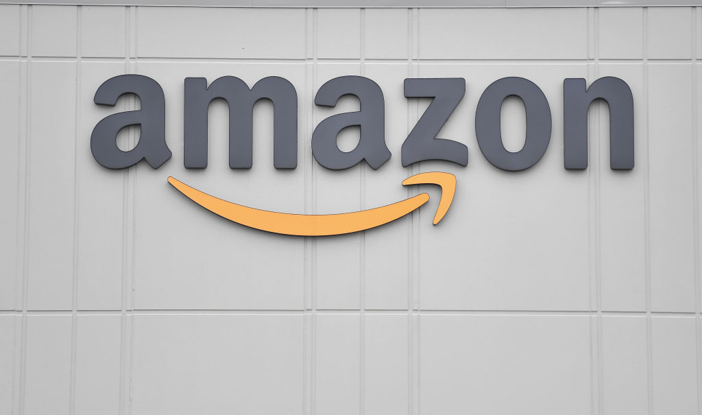 """Amazon said it had worked hard """"to build a great experience for customers and sellers, and bad actors like those in this case detract from the flourishing community of honest entrepreneurs that make up the vast majority of its sellers"""". (Photo: ANGELA WEISS/AFP via Getty Images)"""