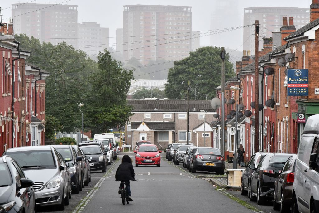 """""""These changes [local restrictions] have been prompted by a very worrying rise in the rate of infection across the city and it's vital we now all play our part to drive the rate back down,"""" said  (Photo: JUSTIN TALLIS/AFP via Getty Images)"""