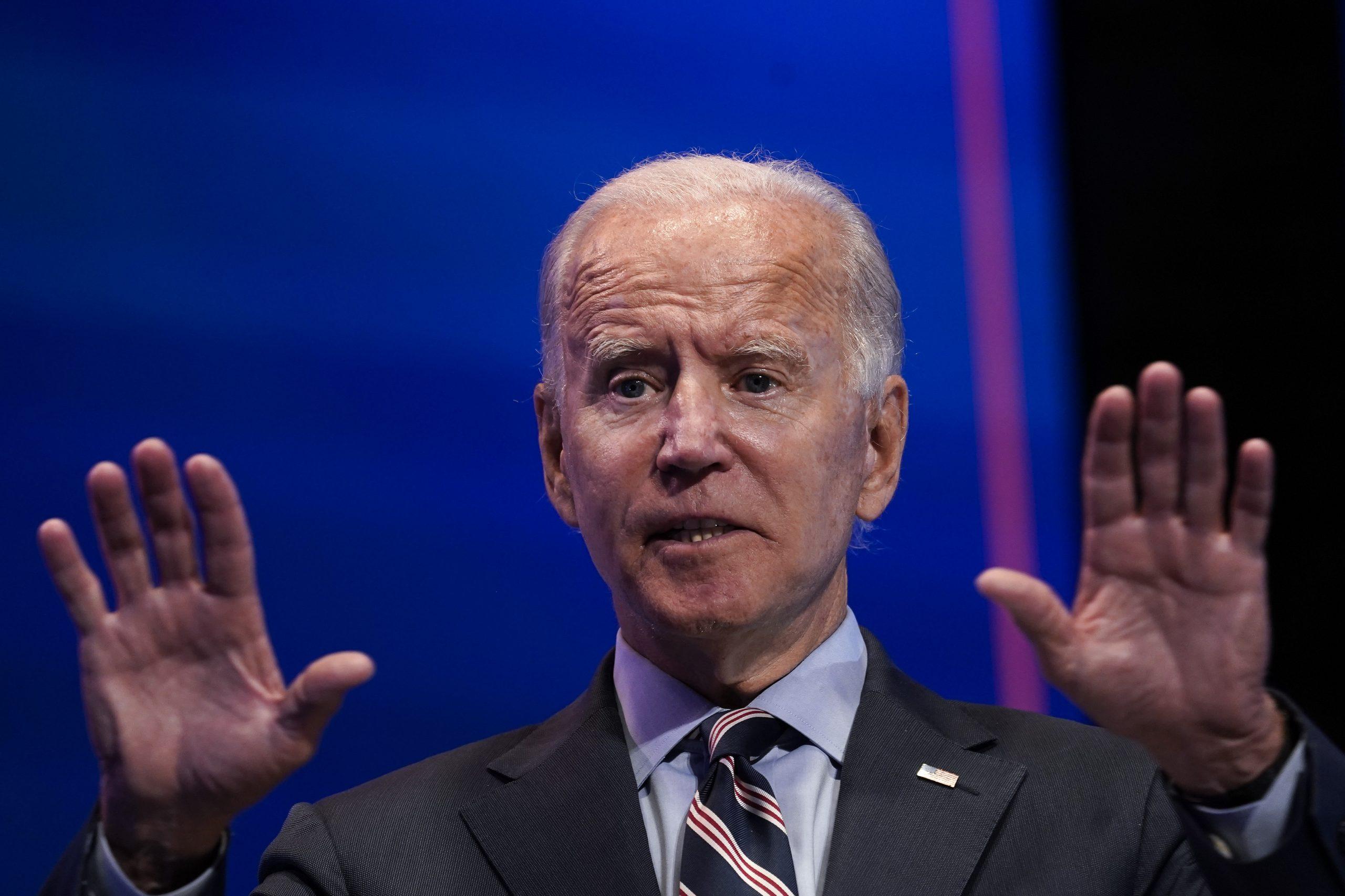 Joe Biden (Photo by Drew Angerer/Getty Images)