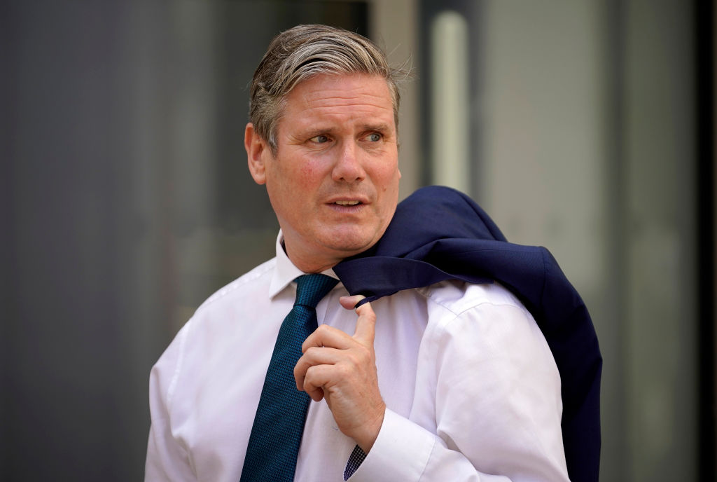 The timing of Labour leader Keir Starmer's isolation will be particularly felt in Parliament, as he was scheduled to take on the government over its controversial Internal Market Bill. (Photo: Christopher Furlong/Getty Images)