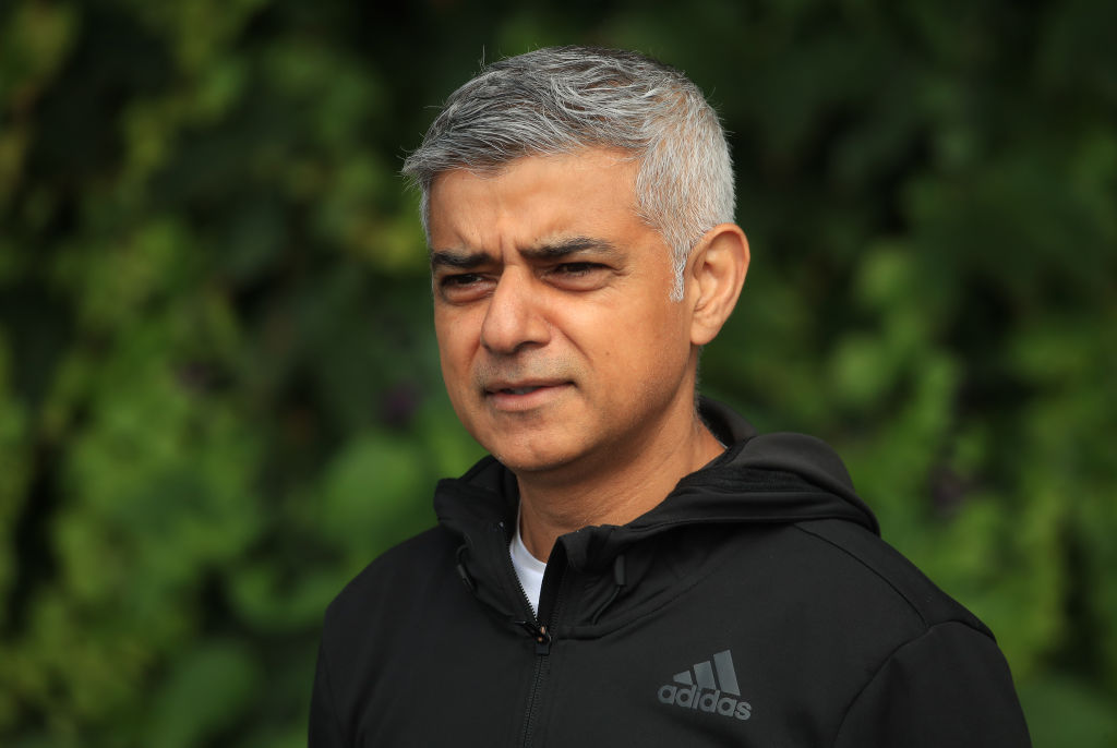 """London mayor Sadiq Khan says the UK government is """"quite prescriptive about what we learn"""", adding that the current school curriculum offered a """"one-dimensional, identity kit version of history"""". (Photo: Andrew Redington/Getty Images)"""
