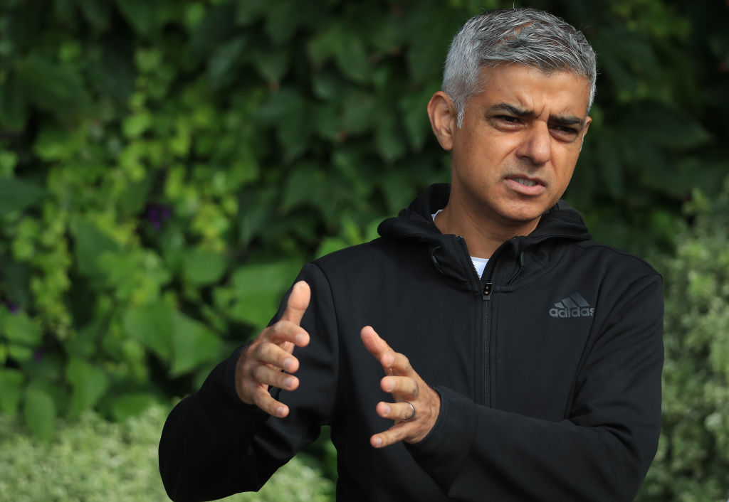 """London mayor Sadiq Khan has urged the government to """"ensure schools are given the tools and support they need to empower a new generation of Londoners to strive towards a fairer, more equitable city"""". (Photo: Andrew Redington/Getty Images)"""