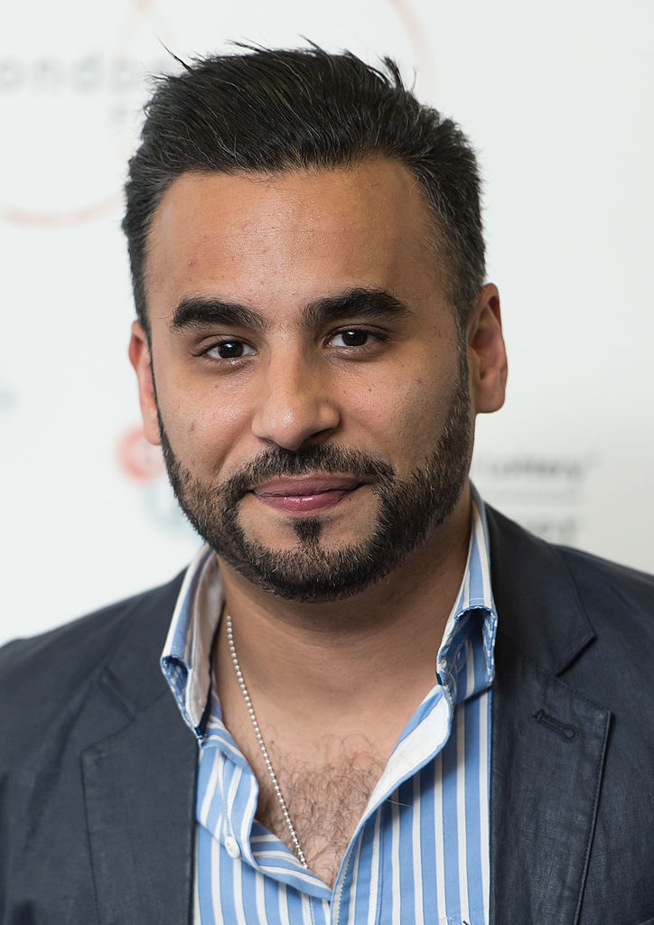 """FILE PHOTO: Ameet Chana attends the UK Premiere of """"Million Dollar Arm"""" at Cineworld Shaftesbury Avenue on July 14, 2014 in London, England.  (Photo by Ian Gavan/Getty Images)"""