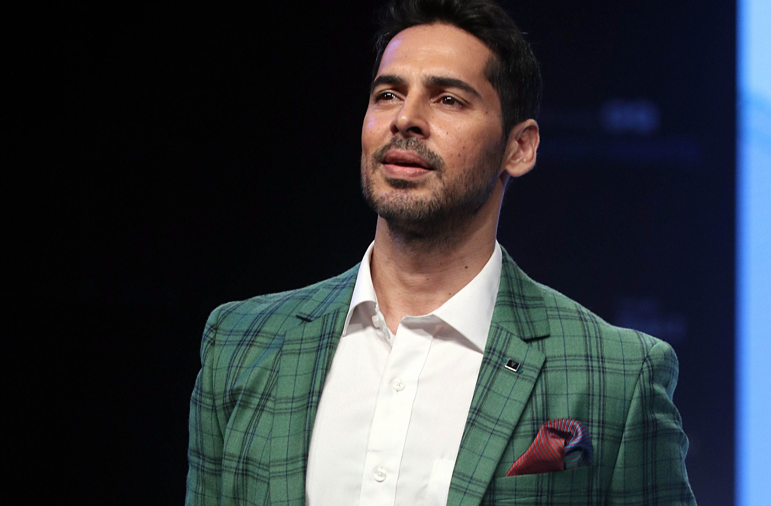 Dino Morea (Photo credit: STR/AFP via Getty Images)